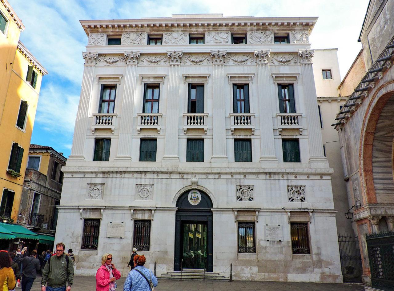 Патриарший дворец Венеции (Palazzo Patriarcale)
