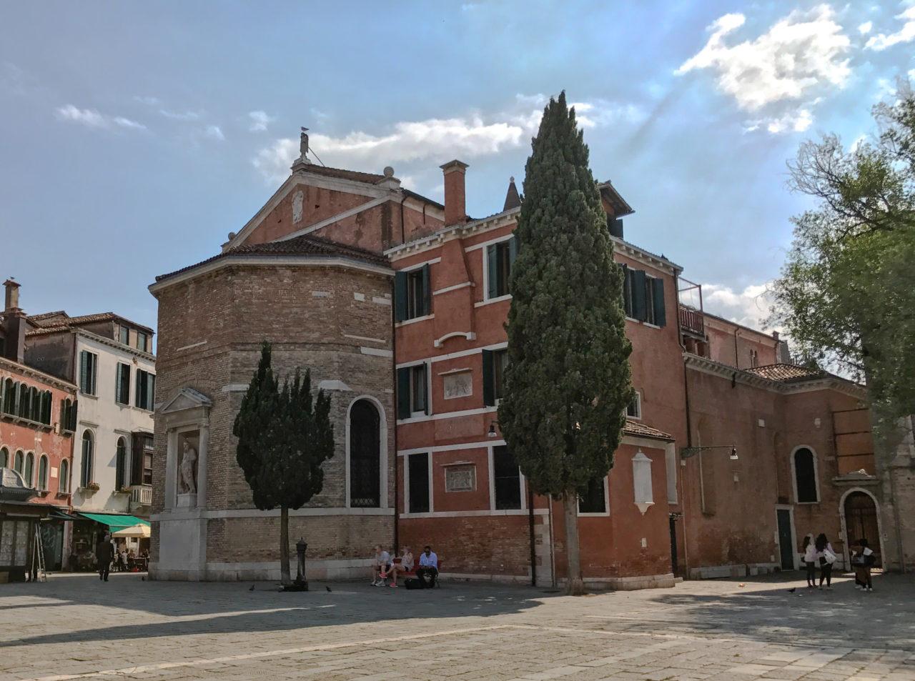 Церковь Сан-Поло (Chiesa di San Polo)