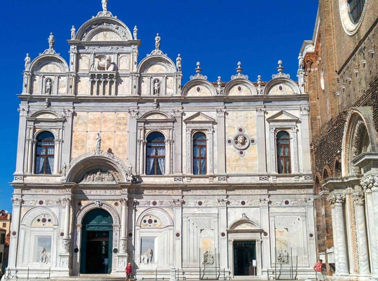 Скуола Сан-Марко (Scuola Grande di San Marco)