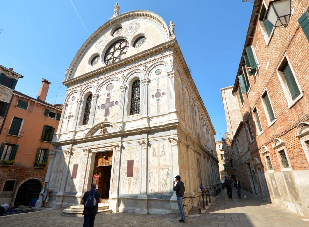 Санта-Мария-деи-Мираколи(Santa Maria dei Miracoli)