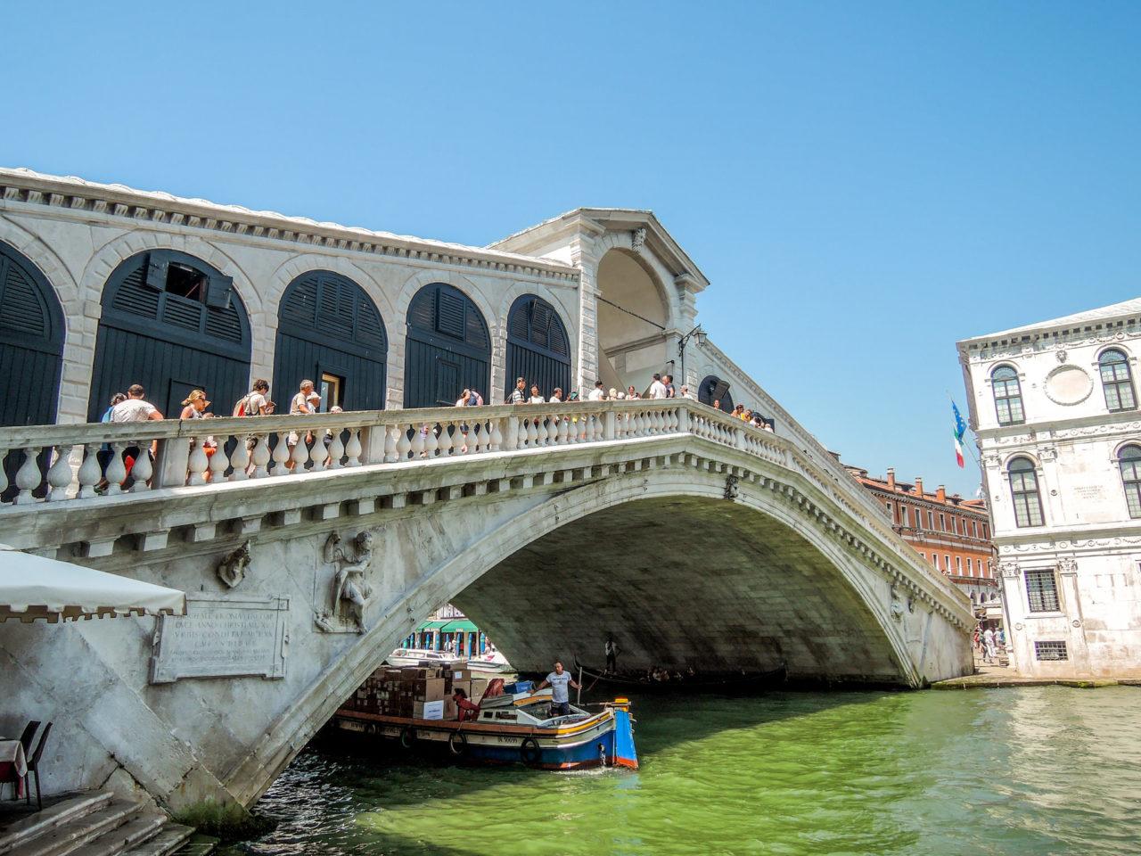 Понте Риальто (Ponte di Rialto)