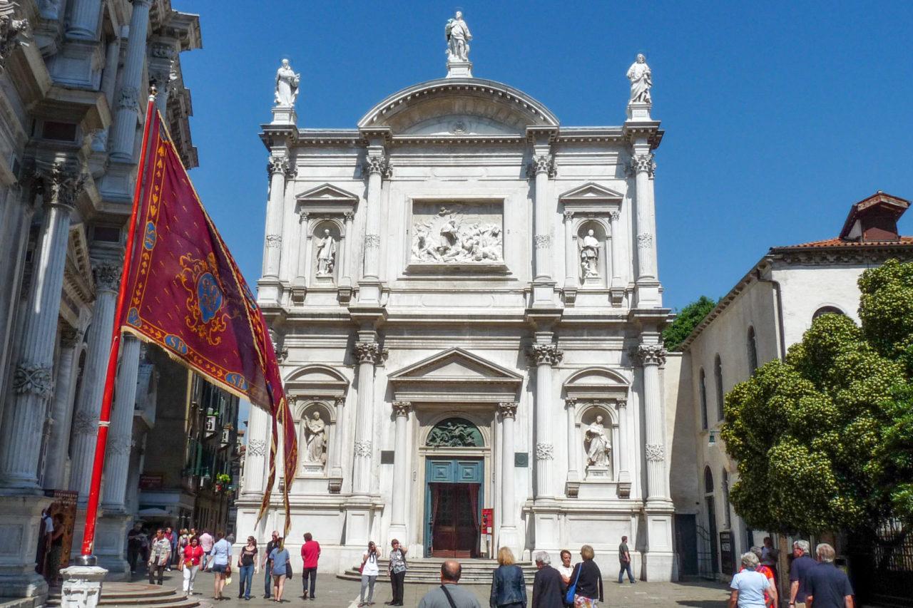 Церковь Сан-Рокко (Chiesa di San Rocco)