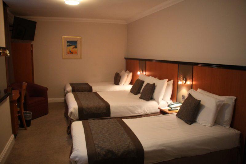 Великобритания. Лондон. Отель Best Western Corona Hotel.