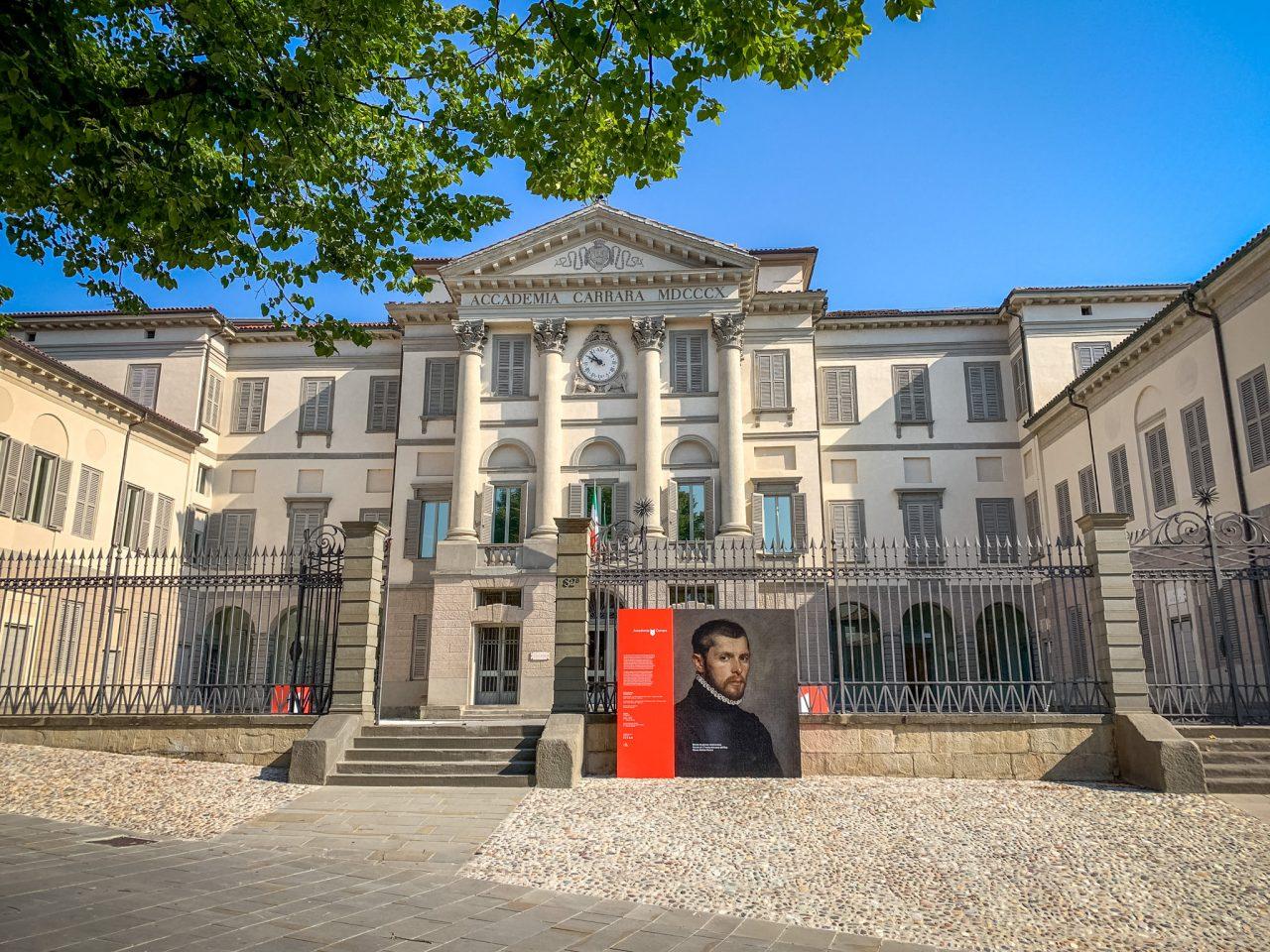 Академии Каррара (Accademia Carrara)