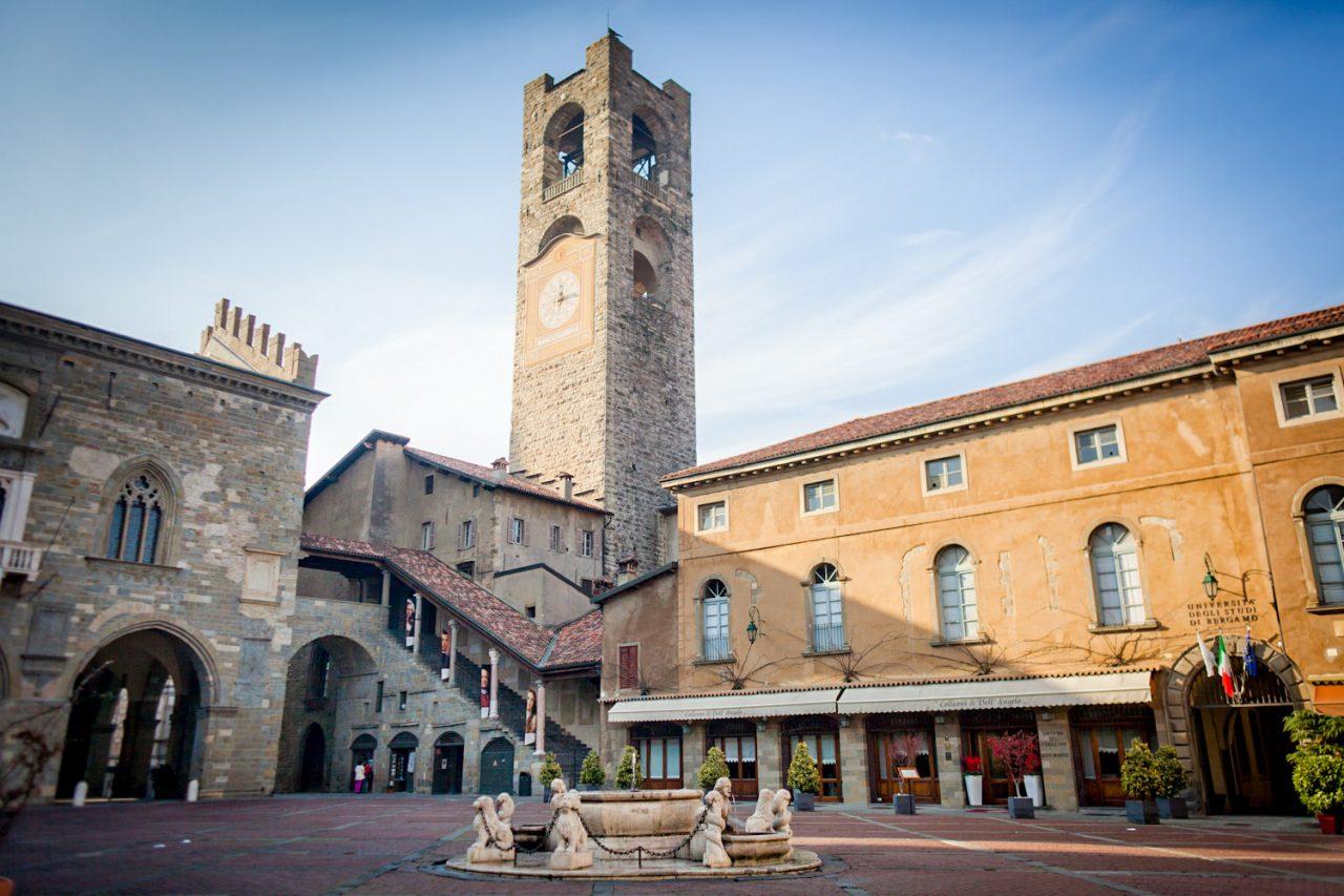 Городская башня Чивика (Torre Civica)