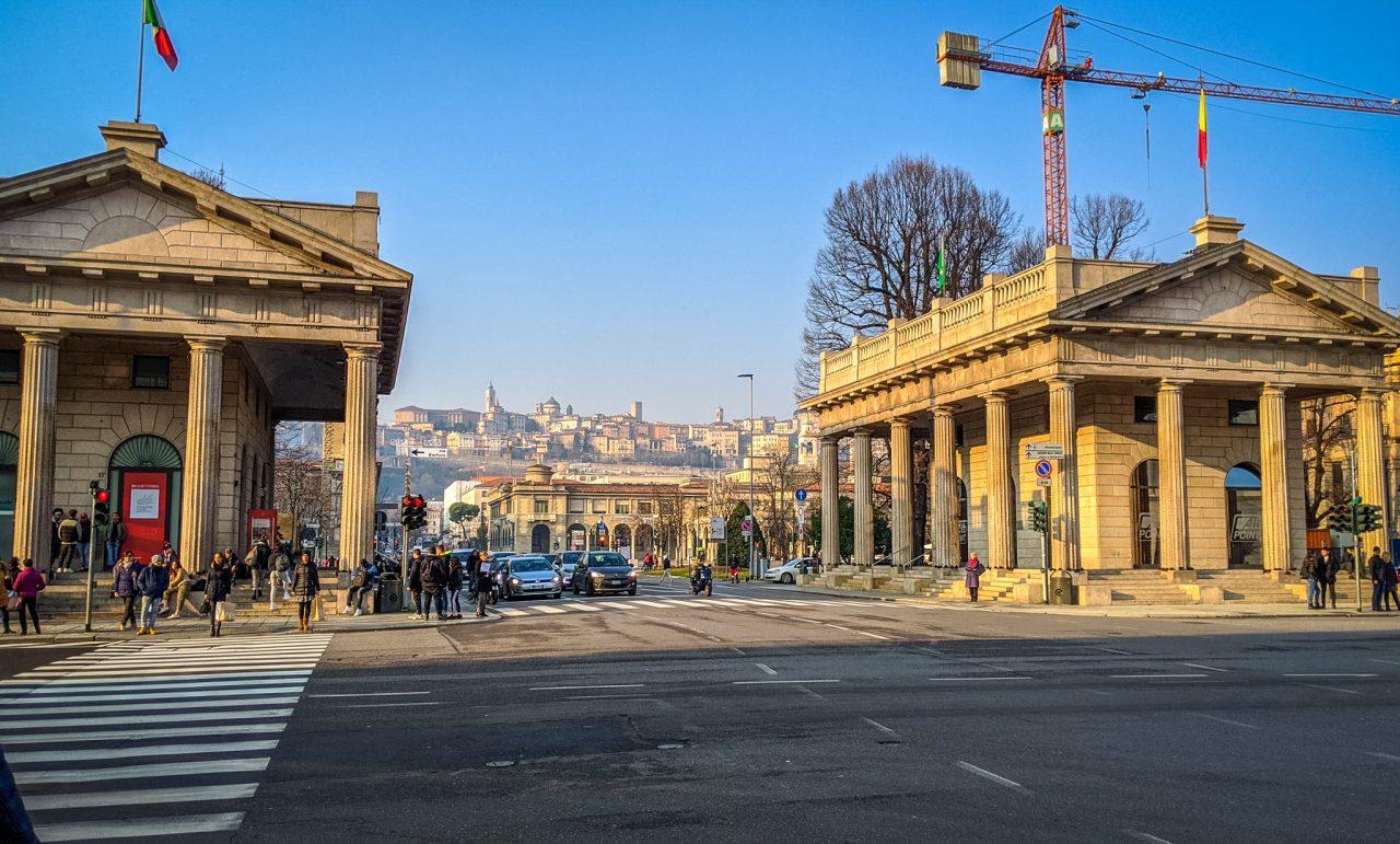 Новые ворота (Porta Nuova)