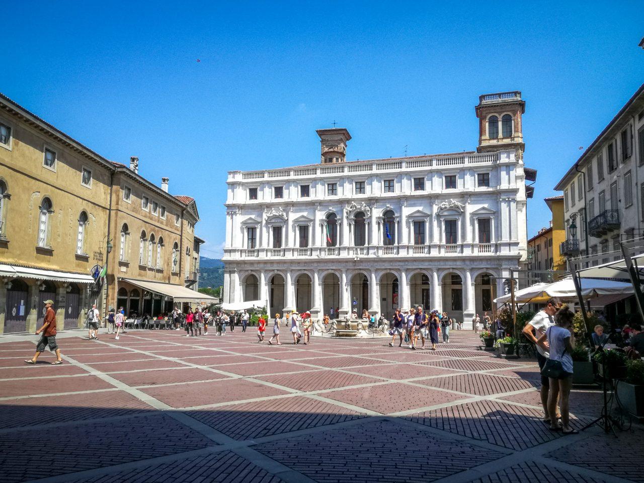 Новый дворец (Palazzo Nuovo)