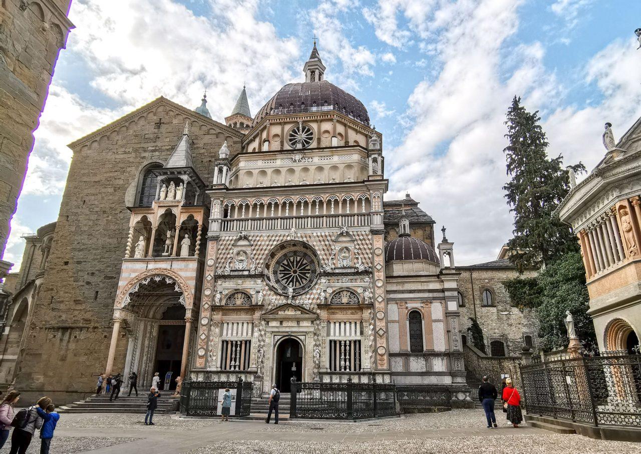 Капелла Коллеони (Cappella Colleoni)