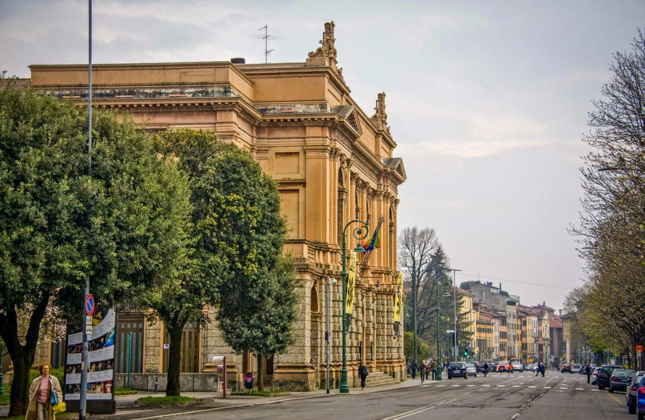 Театр Доницетти (Teatro Gaetano Donizetti)