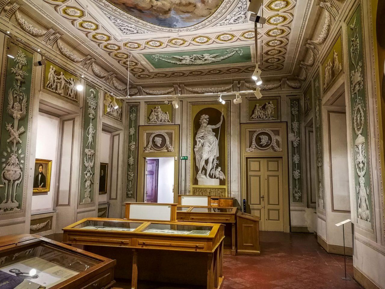 Музей Доницетти (Museo Donizettiano)