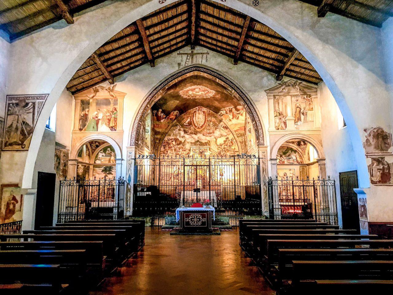 Церковь Святого Михаила (Chiesa di San Michele al Pozzo Bianco)