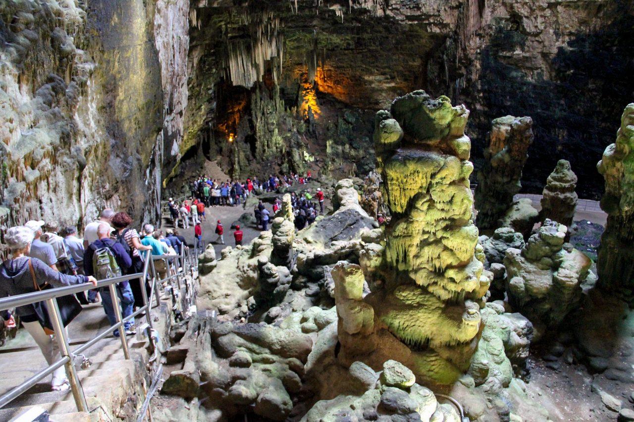 Гроты ди Кастеллана (Grotte di Castellana)