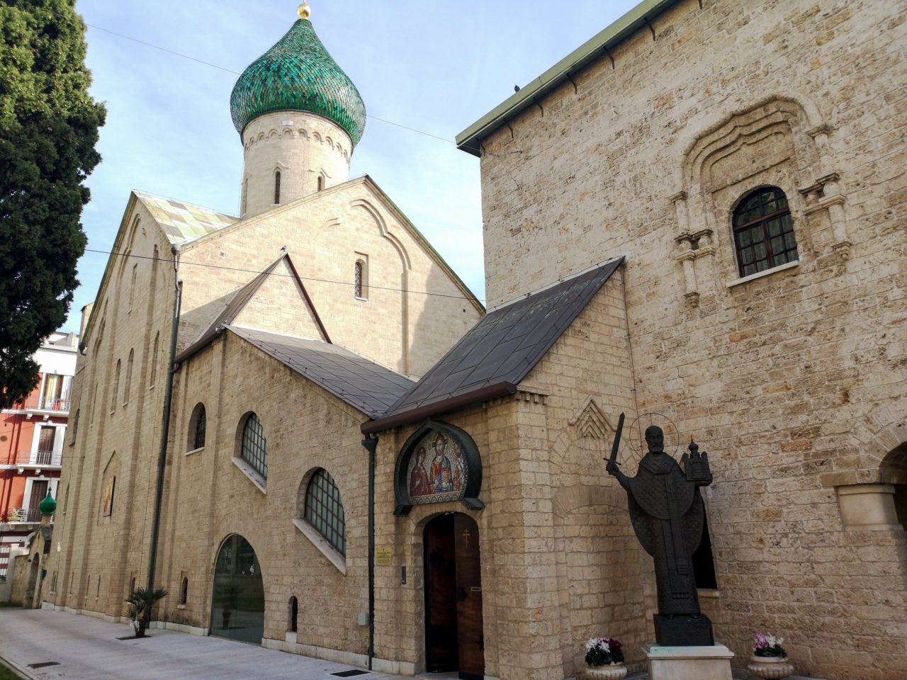Церковь Николая Чудотворца (Chiesa di San Nicola)